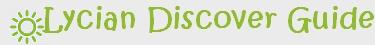 Lycian Discover Guide | Lykien Entdeckungs Guide | Likya Keşif Rehberi